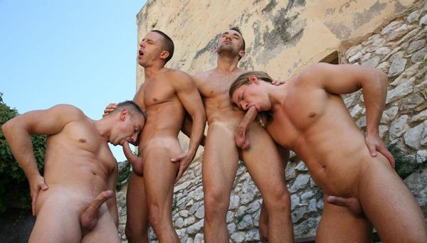 kristen-bjorn-incredible-outdoor-gay-orgy